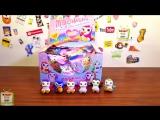 Маджики Разноцветные Пингвинята, коллекция игрушек, новинка от Деагостини - копия