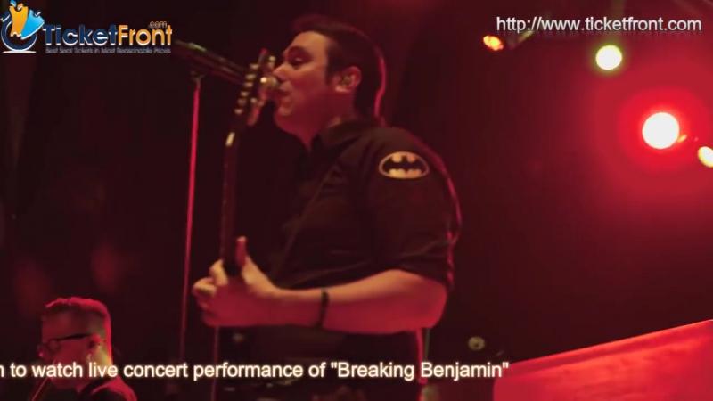 Breaking Benjamin - Failure (Live at Express LIVE!)