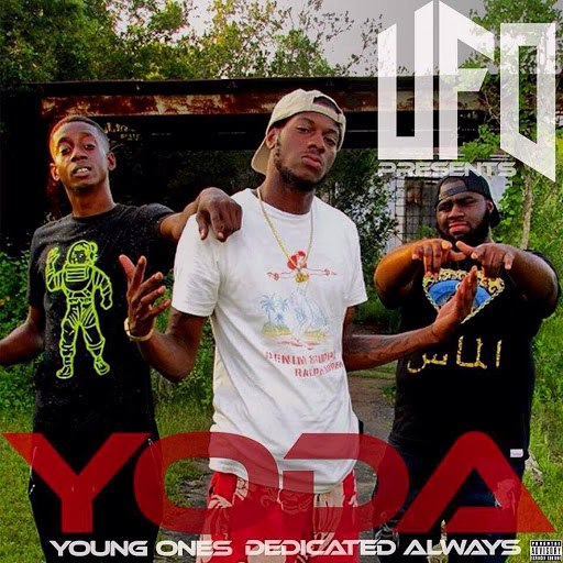 UFO альбом Young Ones Dedicated Always