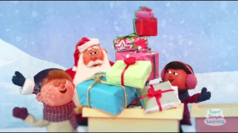 Hello Santa (Здравствуй Дедушка Мороз)