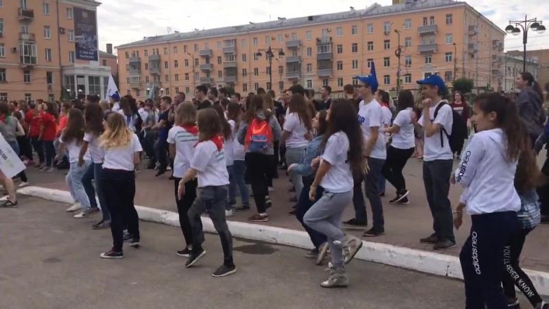 День молодёжи, 27.06.2017, Рязань ч1