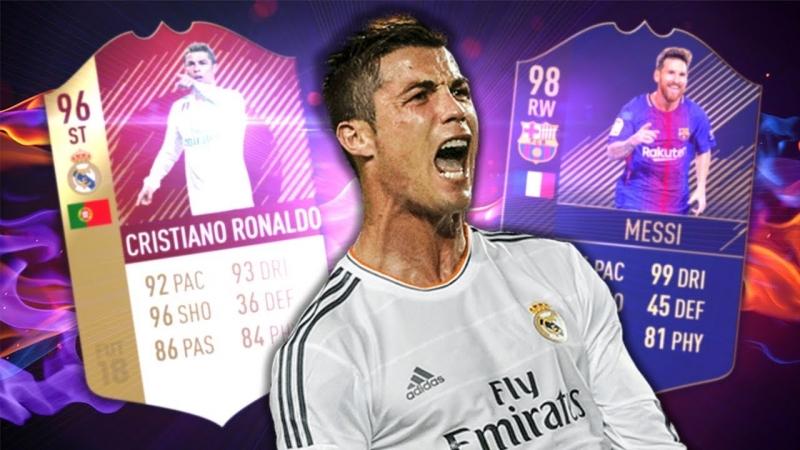 [ROMA ROOM] КРАСНЫЙ РОНАЛДУ 96 И МЕССИ ИЗ ФРАНЦИИ | ДОРОГА К ФУТ ЧЕМПИОНС БЕЗ ДОНАТА | FIFA 18 ULTIMATE TEAM
