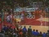 Легендарный финал СССР против США в баскетболе
