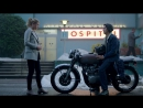 Riverdale 2х01 Джагхед Бетти и мотоцикл