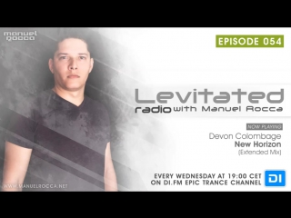 Levitated Radio 054 With Manuel Rocca