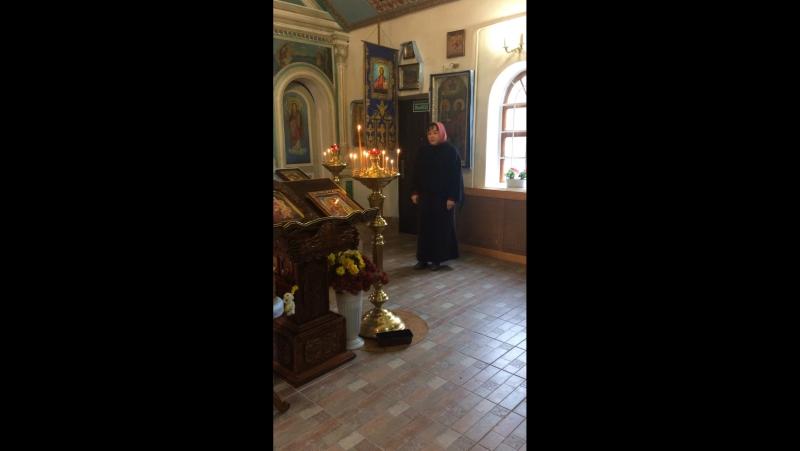 Поздравление отца Михаила с днём Ангела