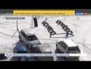 Россия 24 - Пьяный муж, таранивший машину жены под Челябинском, арестован на двое суток - Россия 24