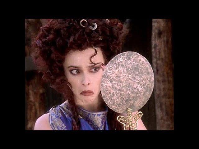 Merlin - All scenes of Helena Bonham Carter