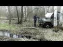 Уаз, Нива 4х4  Покатушки по лесам