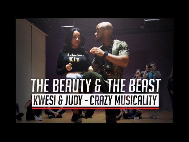 Kwesi Judy - Crazy UrbanKiz Dance
