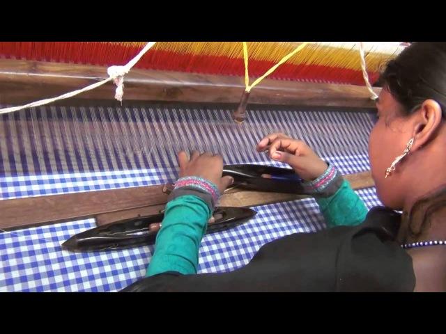 Kasargod Saree Weaving - Kasargod, Kerala