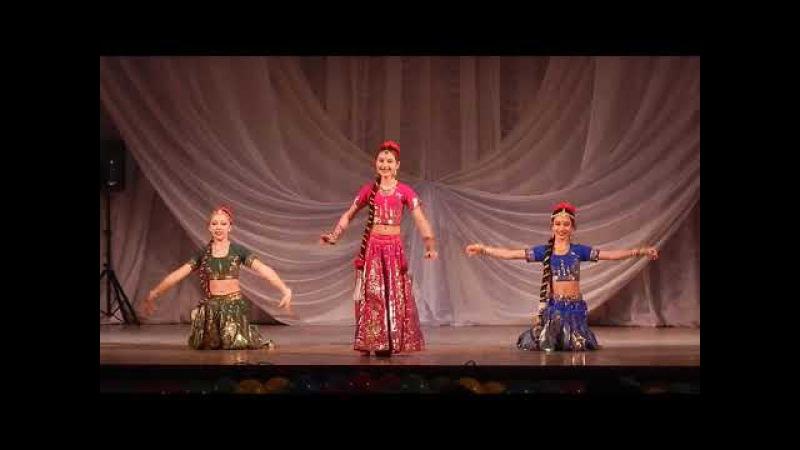 Ансамбль индийского танца Санам - Aaja Nachle! (Давайте танцевать)