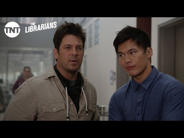 The Librarians: Magic - Season 4, Ep. 2 [SNEAK PEEK]   TNT