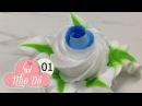 Học Làm Hoa Kem Banh Kem Bánh Sinh Nhật Đẹp ( 01 ) Learn flower cream Buttercream ( 01 )