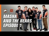 MASHA AND THE BEARS  Who hit the gym more often Learn from first episode of