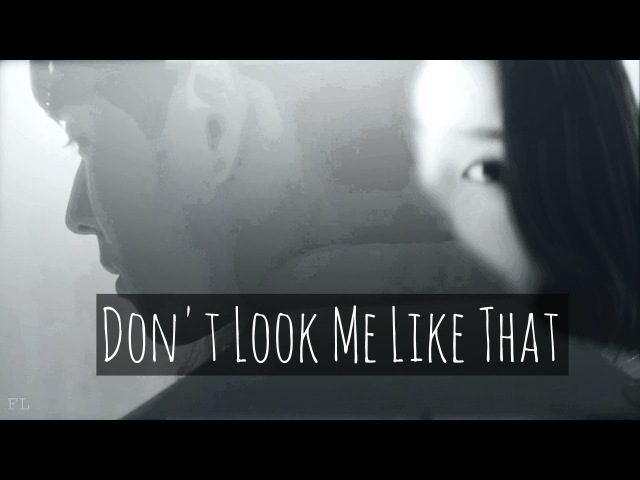 Collab ┒don't look me like that┖