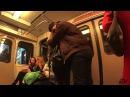 ПРАНК: ОБНИМАЮ ДЕВУШЕК В МЕТРО | HUGS With Strangers in the Subway