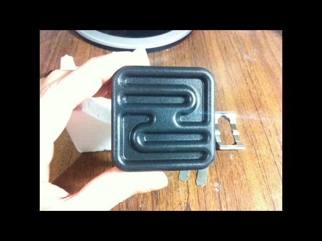 Верхний нагреватель термопро ик-650 или (Elstein SHTS/4 300w)