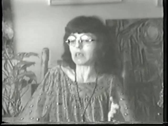 Jane Roberts: The Seth Video - FULL