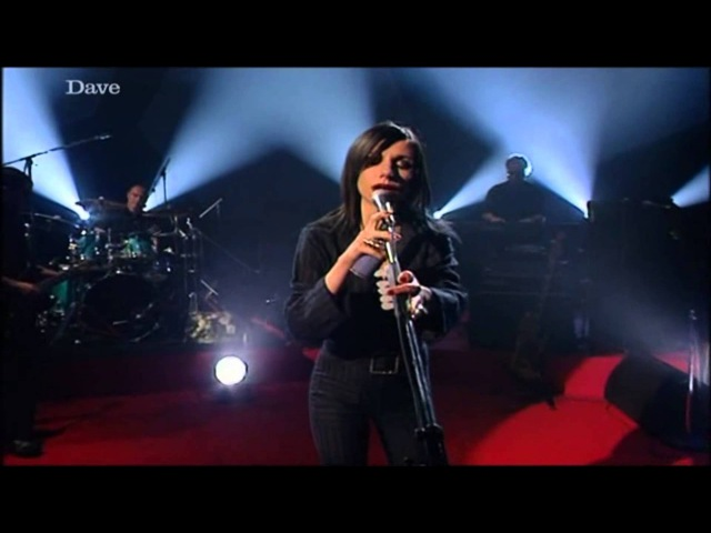 PJ Harvey Will's Song live On Jools Holland 1080p
