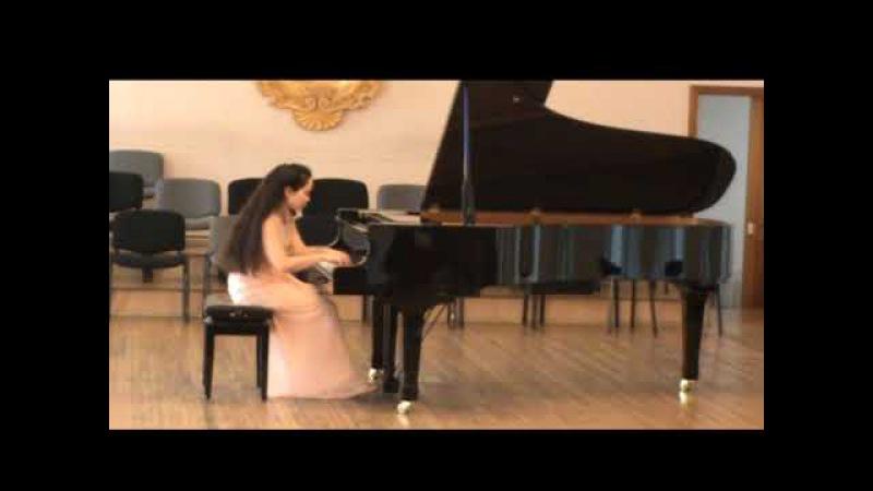 П.И.Чайковский - Вариации F-dur соч. 19 №6