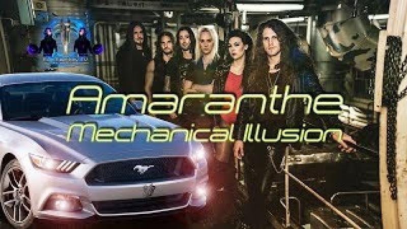 Amaranthe - Mechanical Illusion