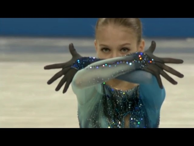 22 Alexandra TRUSOVA RUS FS 2018 World Junior Champs