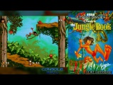 Jungle Book (Sega Mega Drive) - прохождение игры
