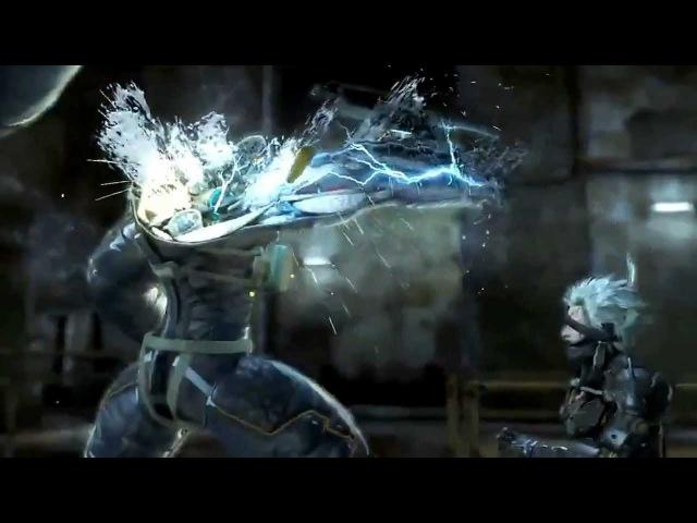 Metal Gear Rising: Revengeance (Launch Trailer)