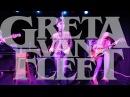 GRETA VAN FLEET LIVE London 27th Sept 2017