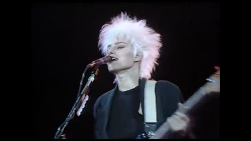 Til Tuesday - No More Crying - 3/26/1986 - Ritz (Official)