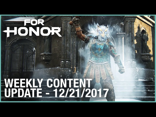 PS4\XBO - For Honor