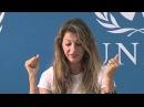 Отчет Жизель о своей поездки в Кению в рамках программы ЮНЕП январь 2012