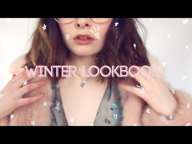Winter Lookbook Try On Haul Lucy Moon