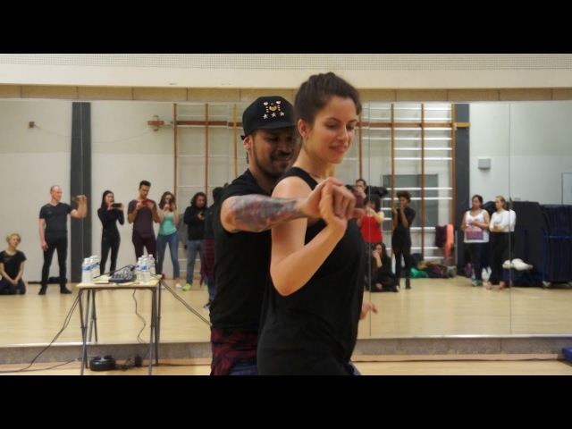 UKDC 18FEB2018 Linda and Renato ~ video by Zouk Soul
