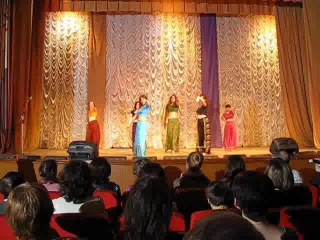 Танец Sharara Sharara