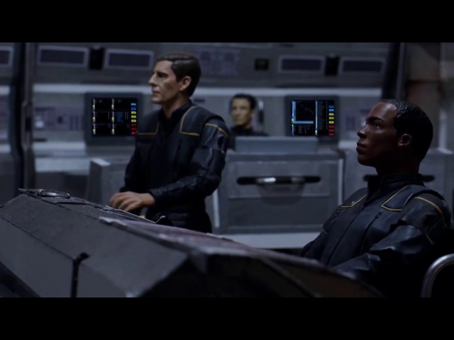 Звёздный путь Энтерпрайз [02] Начало конца