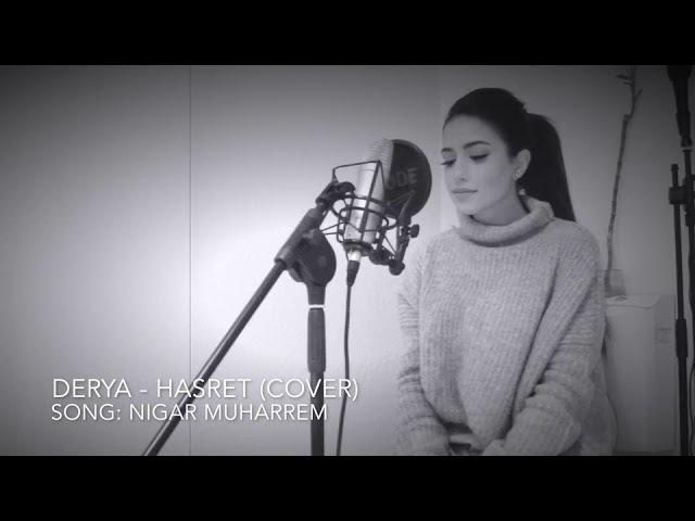 Roya Ayxan - Hasret negmesi (Cover by Derya)
