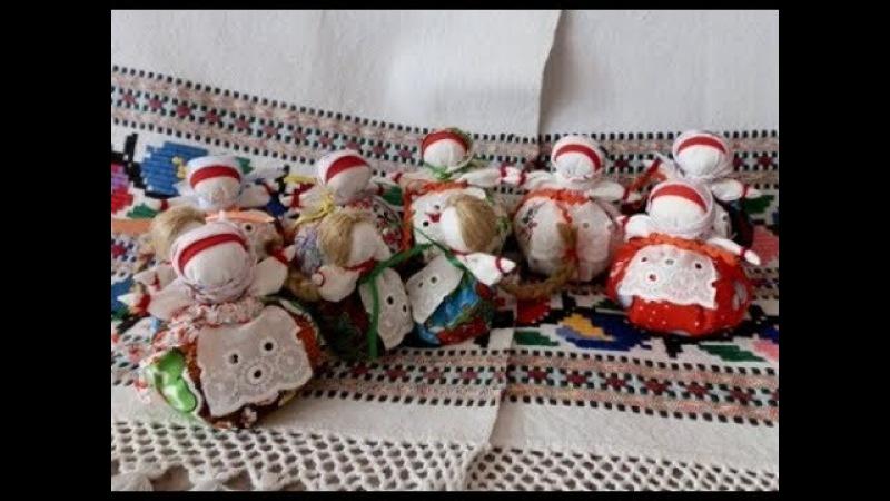 Куклы-мотанки Лидии Стадник (Софич)