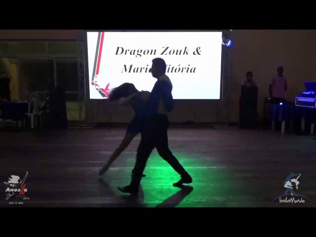 Baila Mundo Dragon Zouk e Maria Vitória 6º Aneska Zouk Congress