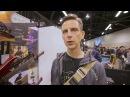 STRANDBERG GUITARS Show Us The New SALEN Model and Many More NAMM 2018 GEAR GODS