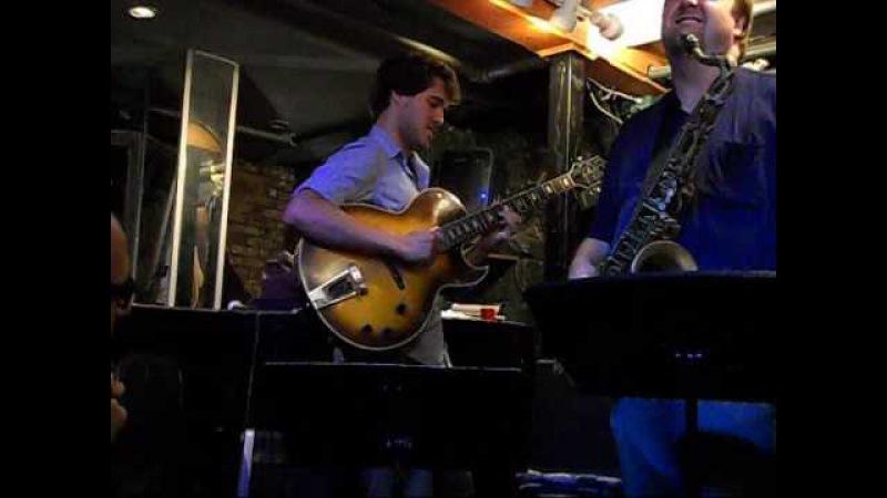 Gilad Hekselman, Joel Frahm, Ari Hoenig, Orlando Le Fleming Live At Small's