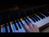 Наш урок оркестра в НМК имени А.Ф. Мурова. Эстрадно-джазовое отделение. За роялем я.