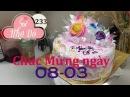 Cách Làm Bánh Kem Đơn Giản Đẹp ( 233 ) Cake Icing Tutorials Buttercream ( 233 )