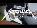 Metallica-Halo On Firecover