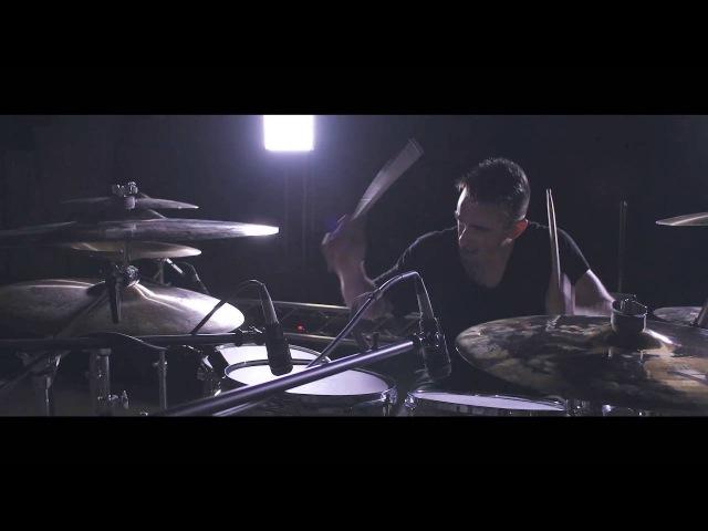 Breaking Benjamin-Angels Fall DRUM COVER by IAN HEAD