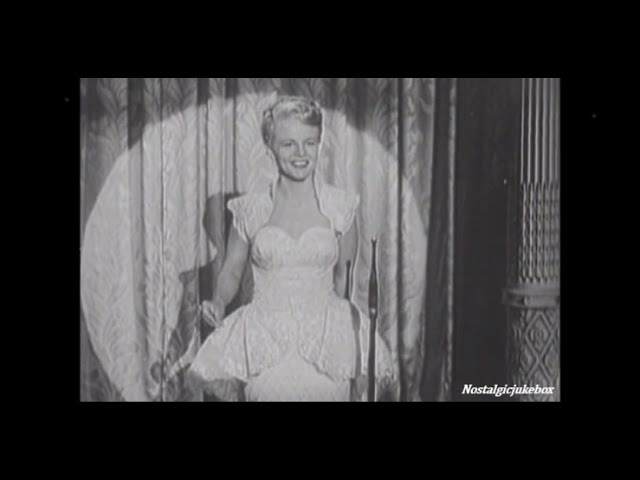 PEGGY LEE Why Don't You Do Right HD 1080p Best Quality