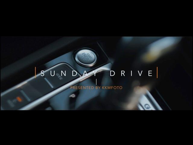 SUNDAY DRIVE, Volkswagen Passat GTE Hybrid (Fujifilm X-T2 Zhiyun Crane)