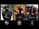 NINJA TV SERIES OPENINGS: The Last Ninja (1983), The Master (1984), Raven (1992-1993)
