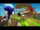 Sonic Forces: Speed Battle - Sonic in Parched Palms Gameplay
